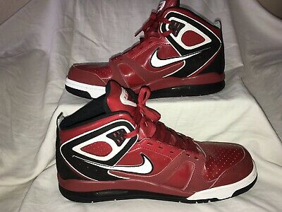 low priced 9f0d4 6ceac Nike Air Flight Retro Basketball Men s Shoes Size 11.5