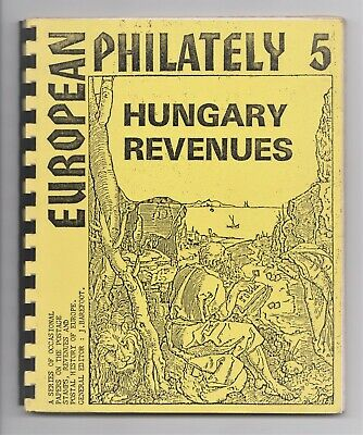 HUNGARY REVENUES, Barefoot 1979, fiscals, revenue stamps & stamped papers