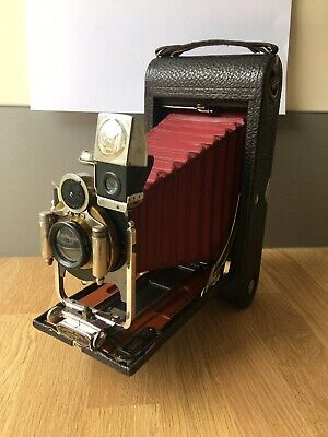 Vintage 'Kodak No.3-A',Folding Pocket Camera,Model B-4 !