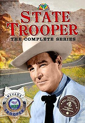 State Trooper: The Complete Series (11Pc) New Dvd