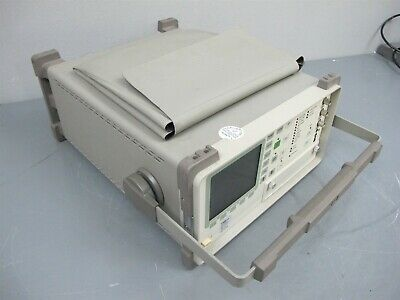 HP 37724A SDH/PDH Test Set w/Option 005