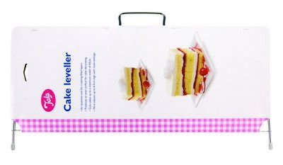 [2 Pack] Tala Cake Leveller Cuts Cakes Up To 46.5cm