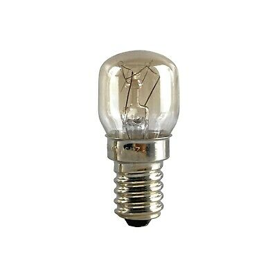 [2 Pack] Eveready Oven Lamp 15W Small Edison Screw Boxed