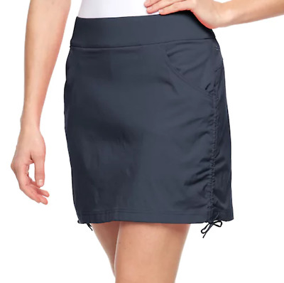 Columbia WOMEN'S ANYTIME CASUAL Skort Size XS color Blue NEW W/TAGS RTL $60.00