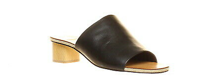 6adc6be824d Dolce Vita Womens Kaira Black Leather Heels Size 9 (217840)