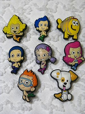 Croc Clog  Bubble Guppies Plug Shoe Charms Will Also Fit Jibitz,Croc  C 583