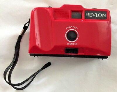 "Revlon ""Do You Dare To Be"" 35mm Camera...NEW...Box Has Been Damaged"