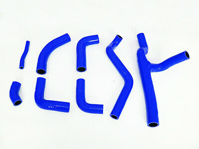 For Ducati ST4S ST4 S 2001 02 03 04 05 Silicone Radiator Hose Pipe Kit blue
