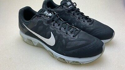 reputable site a3aa5 2368b Nike Air Max Tailwind 7 Men s Black White Running Shoes Size 12.5   683632-001