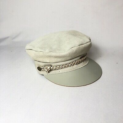 a097bc306eaa3 Brixton Womens Hat Kayla Cap Suede Leather M