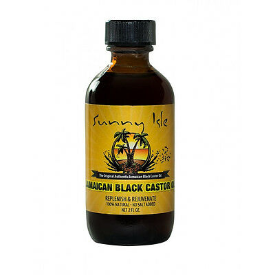 Real Jamaican Castor Oil Intensive Growth Treatment For Hair!