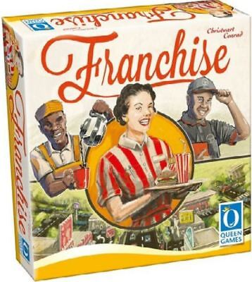 Franchise - Strategy Board Game