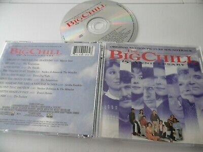 The Big Chill 15 Anniversary Colonna Sonora CD Gaye Aretha Franklin Procul Harum