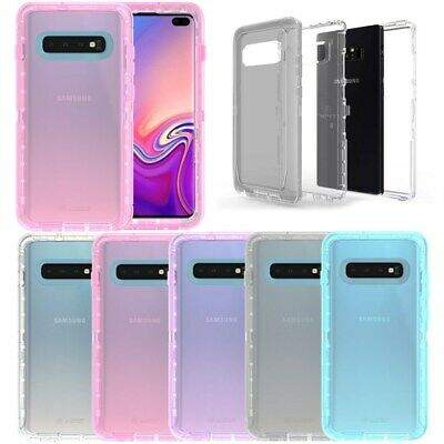 For Samsung S10e S10 Plus S9 360° Full Body Defender Hybrid Cover Case Otterbox