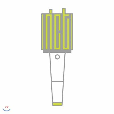 SM TOWN NCT 127 [NEO CITY : SEOUL - The Origin] Concert Light Stick Badge