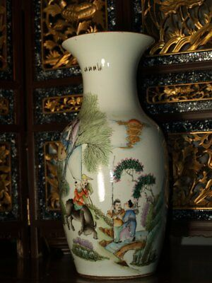 Fine Antique Chinese Vase Early 20th Century or earlier