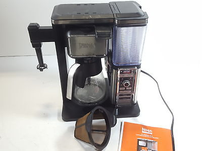 Ninja Coffee Bar Auto-iQ Programmable Coffee Maker (SEE MISSING PARTS)