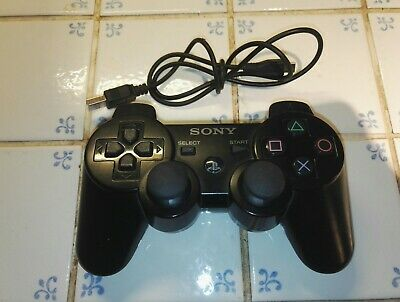 Official Genuine Sony PS3 Playstation 3 DualShock 3 Sixaxis Wireless Controller