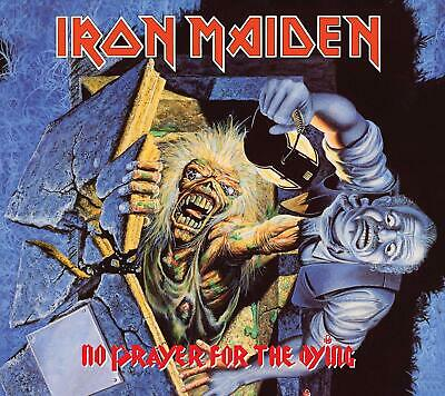 Iron Maiden No Prayer For The Dying (2019 Reissue) CD ALBUM NEW (27th MARCH)