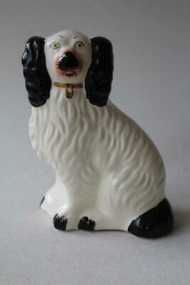 A Staffordshire King Charles Spaniel Mantle / Fireside Dog