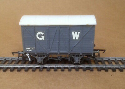 Coopercraft  Oo Grey Great Western Box Van Used Condition (627)