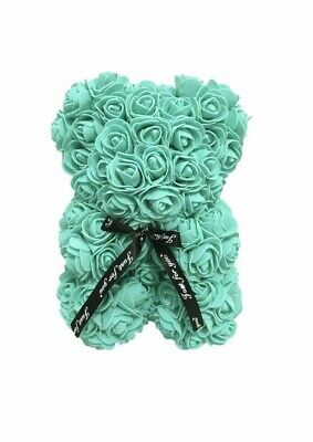 Rose Bear Teddy Flower Toy Gifts For Wedding Birthday Valentine Mother's Day