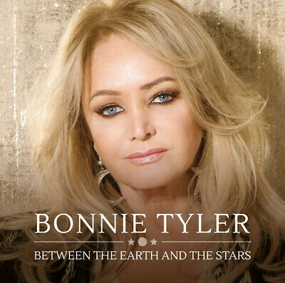Bonnie Tyler : Between the Earth and the Stars CD (2019) ***NEW***