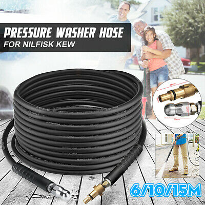 Pressure Washer Sewer Drain Cleaning Hose Pipe Tube Cleaner For Nilfisk Alto