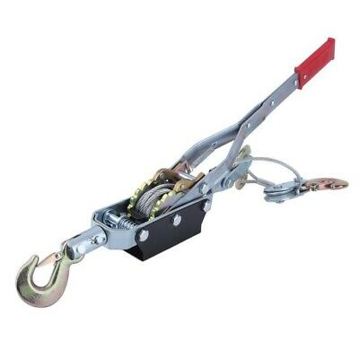 4 Ton Hand Puller Winch 4000Kg Cable Puller Turfer Boat Or Caravan Lifting Tool