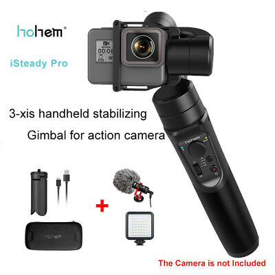 Hohem iSteady Pro 3-Axis Gimbal Stabilizing for GoPro Hero For Phone for YI