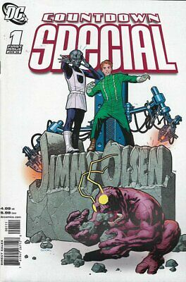Countdown Special: Jimmy Olsen 80-Page Giant #   1 Near Mint (NM) DC Comics MODN