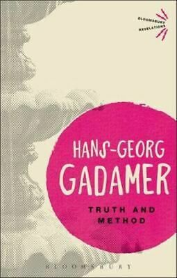 NEW Truth and Method By Hans-Georg Gadamer Paperback Free Shipping