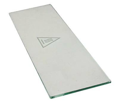 Zanolli Glass for Synthesis08-50v Rectangular Width 105mm Length 415mm