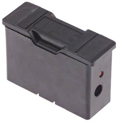 Falcon Fuse Holder for Hot-Air Oven E1112 Width 25mm Height 48mm 240v 20a