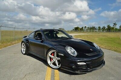 2008 Porsche 911 Turbo 997.1 6 Speed Manual 2 Owner-Upgraded to 650 horsepower-Full Service records since new- Show Stopper