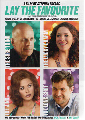 Lay The Favourite (Bilingual) (Canadian Releas New Dvd