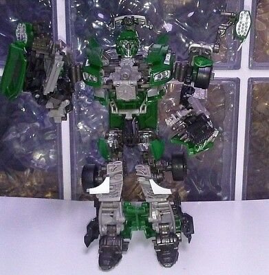 Transformers Roadbuster Dark of the moon Human Alliance