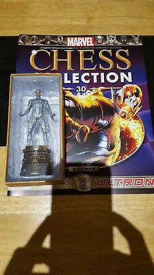 Marvel Chess Collection #30 Ultron w/magazine