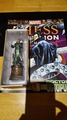 Marvel Chess Collection #16 Doctor Octopus w/magazine