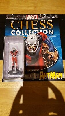 Marvel Chess Collection #24 Ant-Man w/magazine