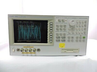 Agilent 4294A Precision Impedance Analyzer, 40 Hz to 110 MHz - 90 Day Warranty