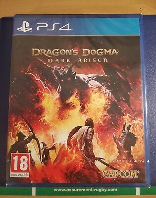 Dragon's Dogma Dark Ariser Ps4 Neuf sous Blister Version Française