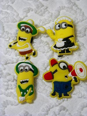 Croc Clog Minions Plug Shoe Charms Will Also Fit Jibitz,Croc  C 577