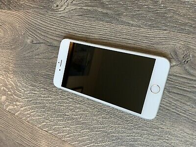 Apple iPhone 6 Plus - 64GB - Silver (AT&T) A1522 (GSM)