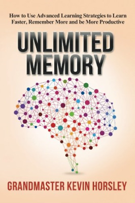 Horsley Kevin-Unlimited Memory BOOK NEW