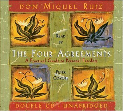 NEW - The Four Agreements: A Practical Guide to Personal Freedom