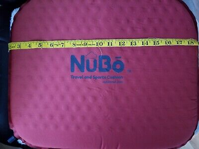 NuBo Self Inflatable Seat Cushion