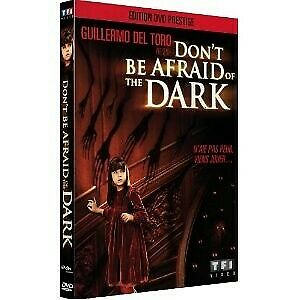 Don't Be Afraid Of The Dark - Dvd + Livret 32 Pages Neuf