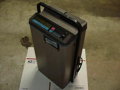 TotalLine Model 12RA TotalClaim Refrigerant Recovery & Recycle Unit Cover/Manual