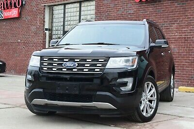 2016 Ford Explorer LIMITED-EDITION/4WD/3RD ROW SEAT/TOP OF THE LINE! 2016 Ford Explorer Limited Edition 4WD 3.5L V6 / 3rd Row Seat / TOW HOK